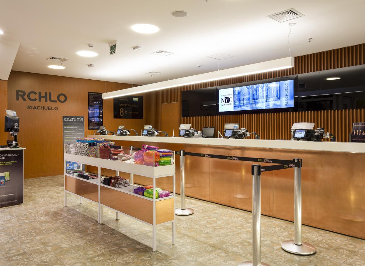 4afa3566d2 LOCALIZAÇÃO Shopping Eldorado – São Paulo DATA Julho 2014. Arquitetura FAL  Design Estratégico para Varejo Construtora Noroeste Construções