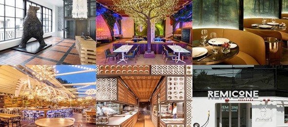 Restaurant bar design awards da fal