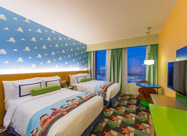 Quarto Toy Story ~ Hotel Toy Story Blog da FAL Design, Inspiraç u00e3o& Varejo